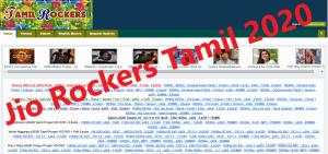 Jio Rockers Tamil 2020