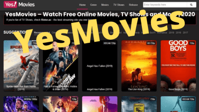 Photo of YesMovies – Watch HD Movies, TV Serials, Web Series & Much More For Free