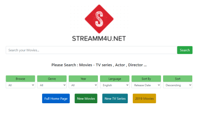 Photo of StreamM4u – Download Latest Bollywood, Hollywood & Hindi Dubbed Movies Online