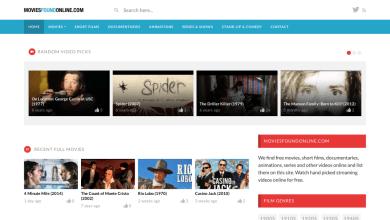 Photo of MoviesFoundOnline – Free Movies