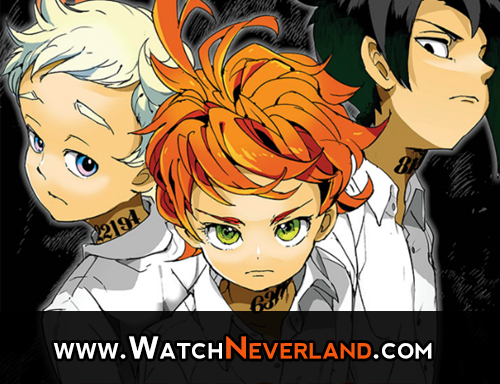 The Promised Neverland/Yakusoku no Neverland Anime Countdown