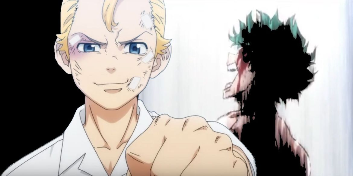 My Hero Academia Destroyed By Tokyo Revengers for July's Top Manga Spot