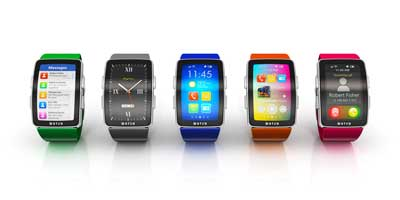 three smartwatches