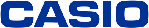 casio watch logo