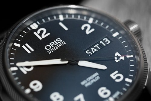 oris tool watch