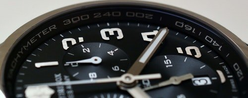What to look for in a chronograph