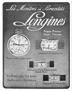 Longines History