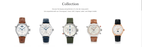 Dutch watches