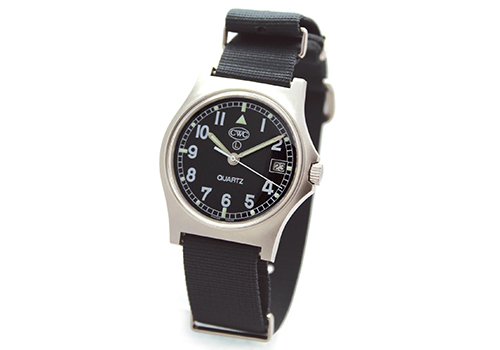 Cabot Watch Company CWC GS2000 6B issue watch