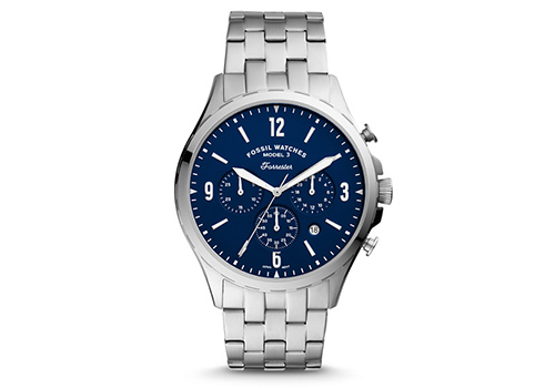 Fossil Forrester Chronograph Stainless Steel (FS5605P)