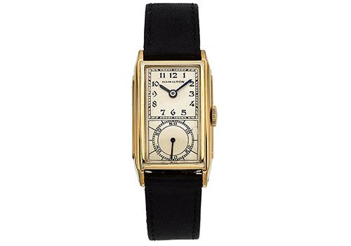 Hamilton Sekron Doctor's Watch