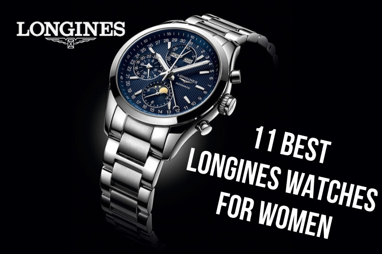 Longines watch for women
