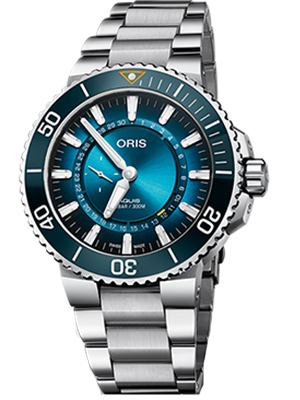 Oris Aquis Great Barrier Reef Stainless