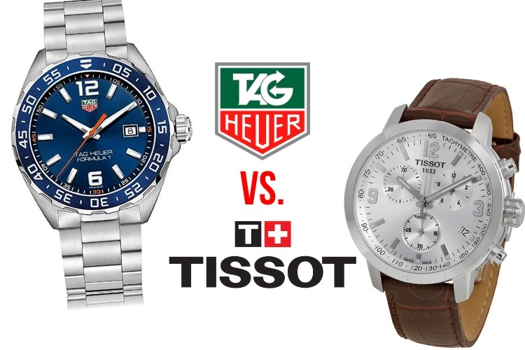 tag heuer vs tissot