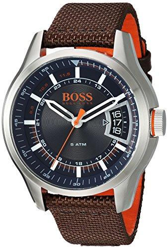 Hugo Boss Hong Kong Sport Stainless Steel Quartz Watch