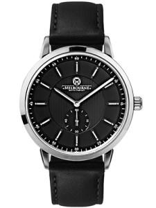 Melbourne Watch Company Flinders Heritage Black