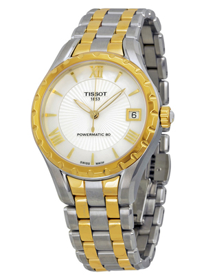 Tissot Lady 80 Watch T0722072211800