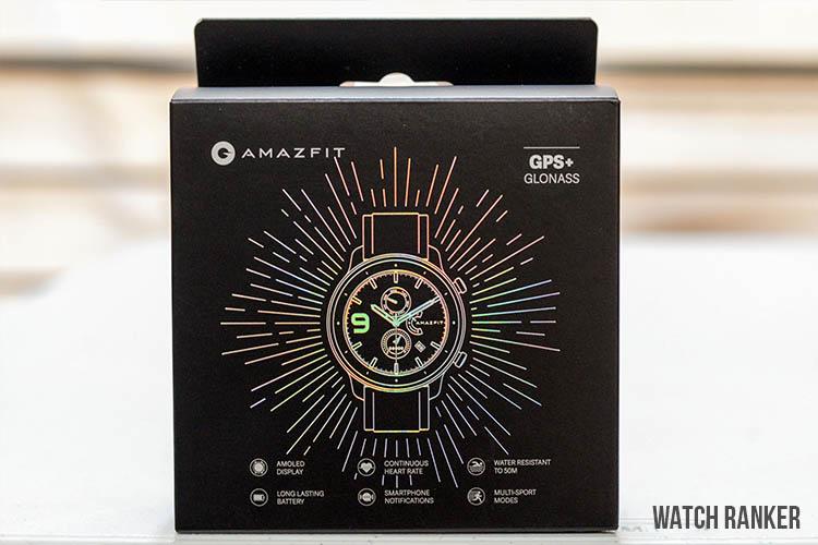 Amazfit GTR Packaging