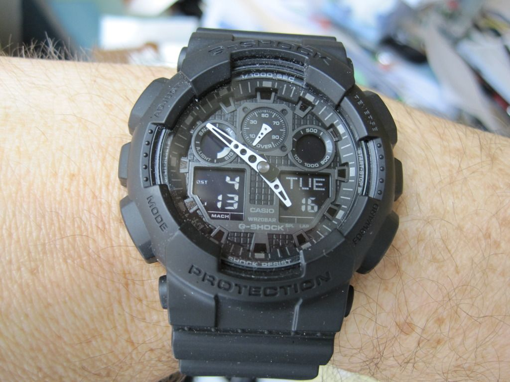 I fancy a new Casio G-Shock - ideas and show me yours | Singletrack Magazine Forum