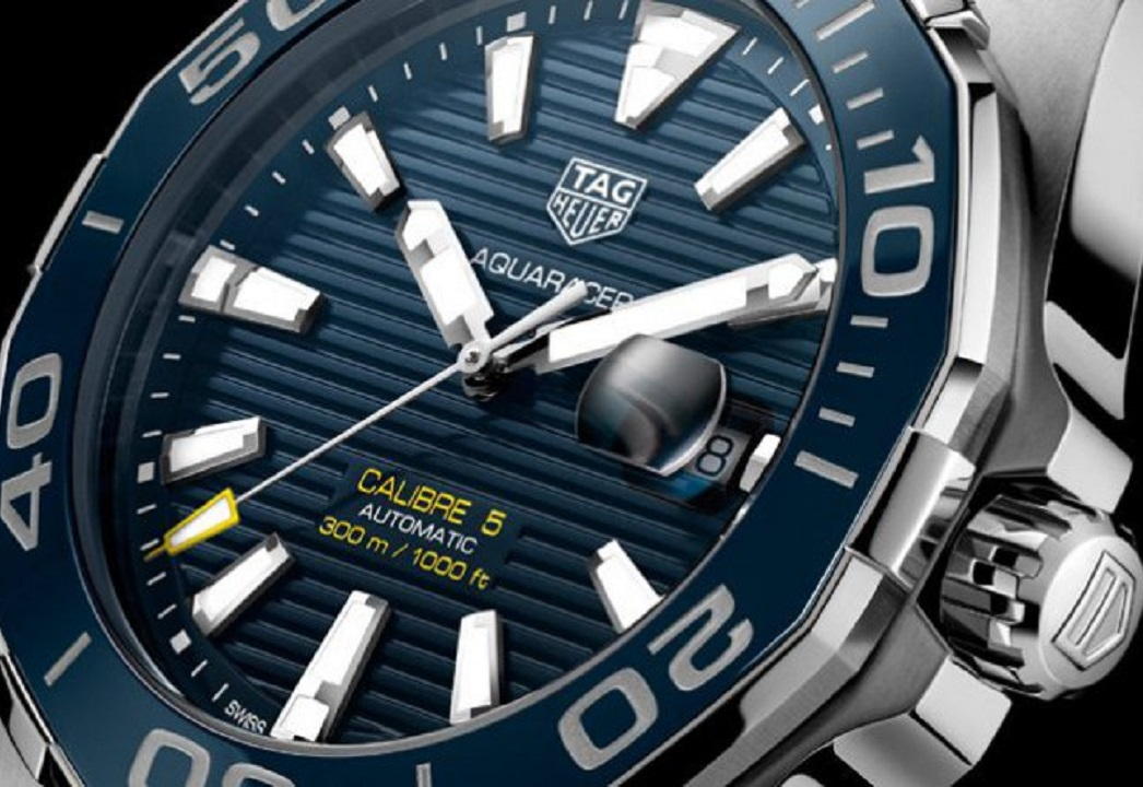 TAG Heuer Aquaracer 300m Ceramic 43mm Automatic Caliber 5