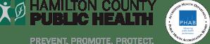 Hamilton County Public Health Logo with PHAB Seal