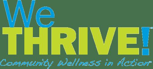 WeTHRIVE! Logo