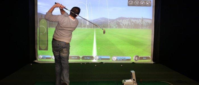 Best Projectors for Golf Simulators