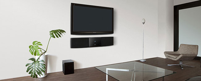 TV Soundbar For Hearing Impaired