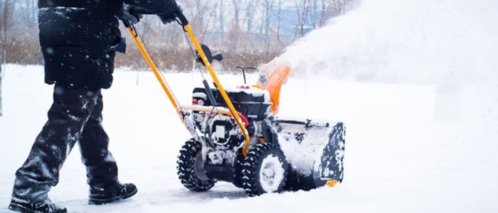 Two Stage Snowblower Benefits