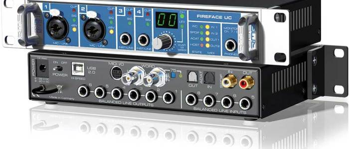 What Is The Best Audio Interface for Logic Pro X