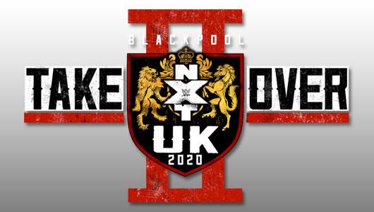 watch nxt uk takeover: blackpool ii