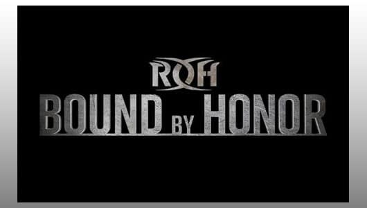 watch ROH bound by honor 2020