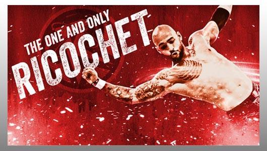 watch wwe the best of ricochet