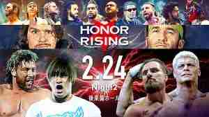 Watch NJPW/ROH Honor Rising Japan 2018 Day 2