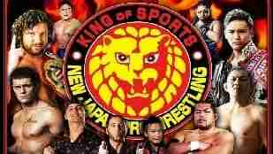 Watch NJPW When Worlds Collide 2018 6/29/18 – Japan