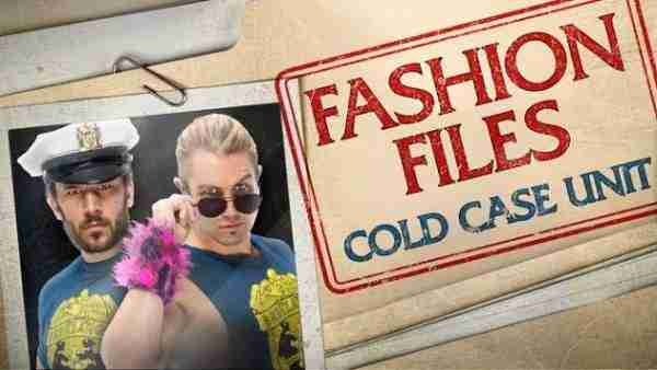 Watch WWE FASHION FILES: COLD CASE UNIT 12/24/2018