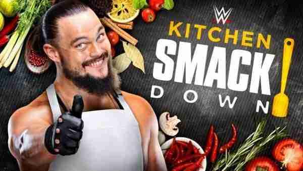 Watch WWE KITCHEN SMACKDOWN 12/24/2018