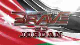 Watch Brave Jordan 23 4/19/19 19th April 2019