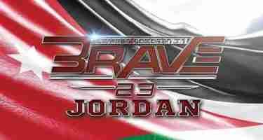 Watch Brave Jordan 23 4/19/19 19th April 2019