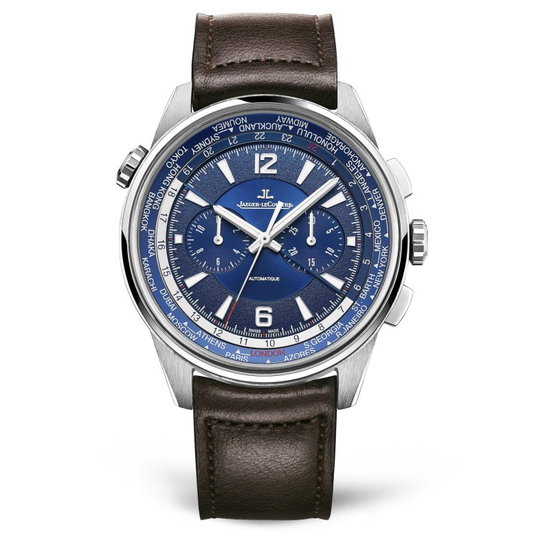 Jaeger-LeCoultre Polaris Chronograph World Time