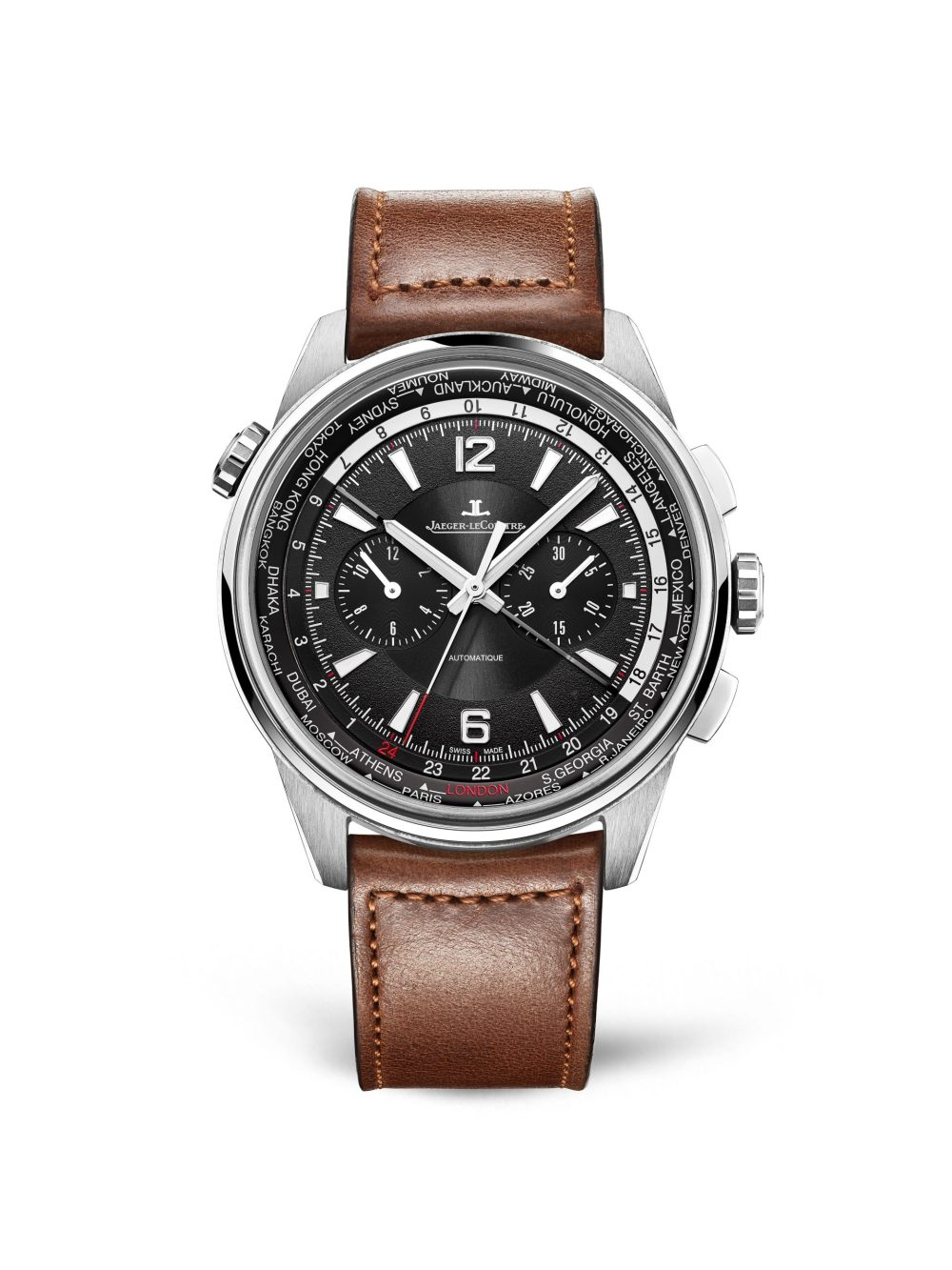 Jaeger-LeCoultre Polaris Chronograph World Time