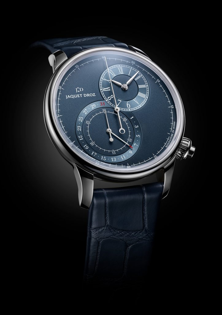 Jaquet Droz Grande Seconde Chronograph collection