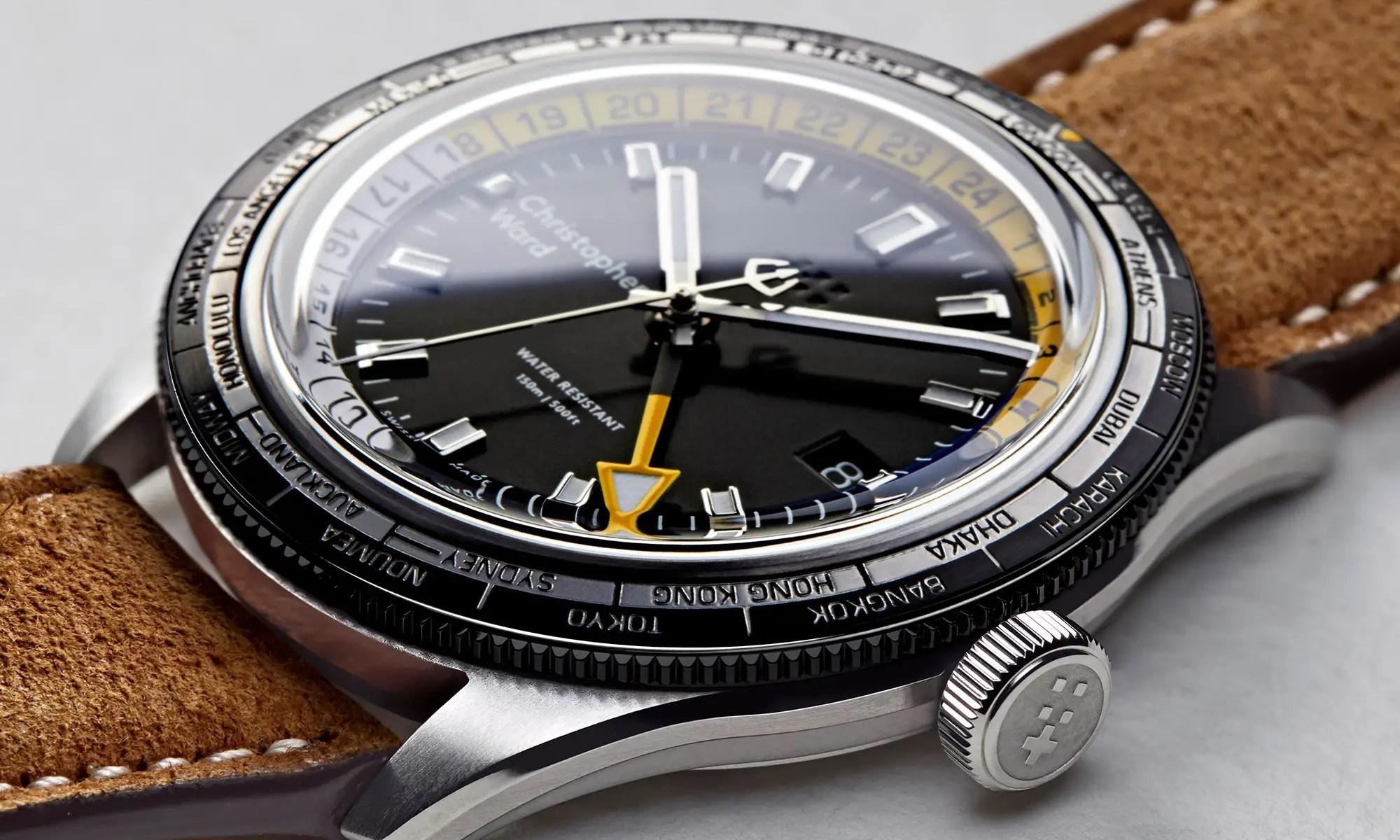 C65 GMT Worldtimer Www.christopherward.co 26