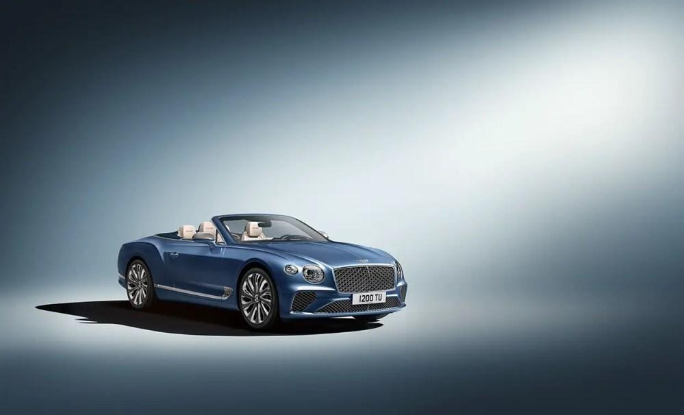 S15 Bentley Continental Gt Mulliner Convertible