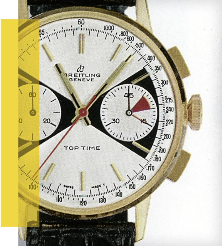 S15 Original Breitling Top Time Ref. 2003 From The 1960s 925x1024