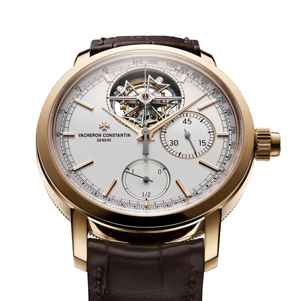 Vacheron Constantin Traditionnelle tourbillon chronograph