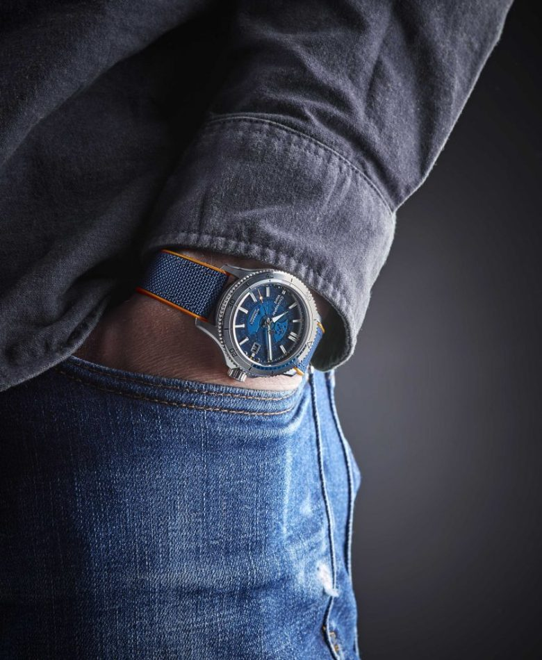 Christopher Ward CEO Mike France interview