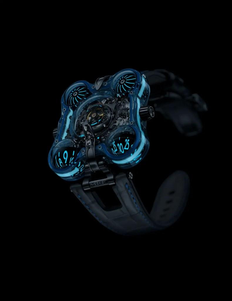 HM6 Alien Nation Front Night Blue Lres
