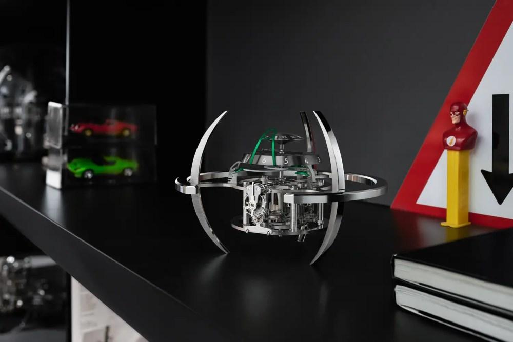 new MB&F + L'Epée 1839 Starfleet Explorer
