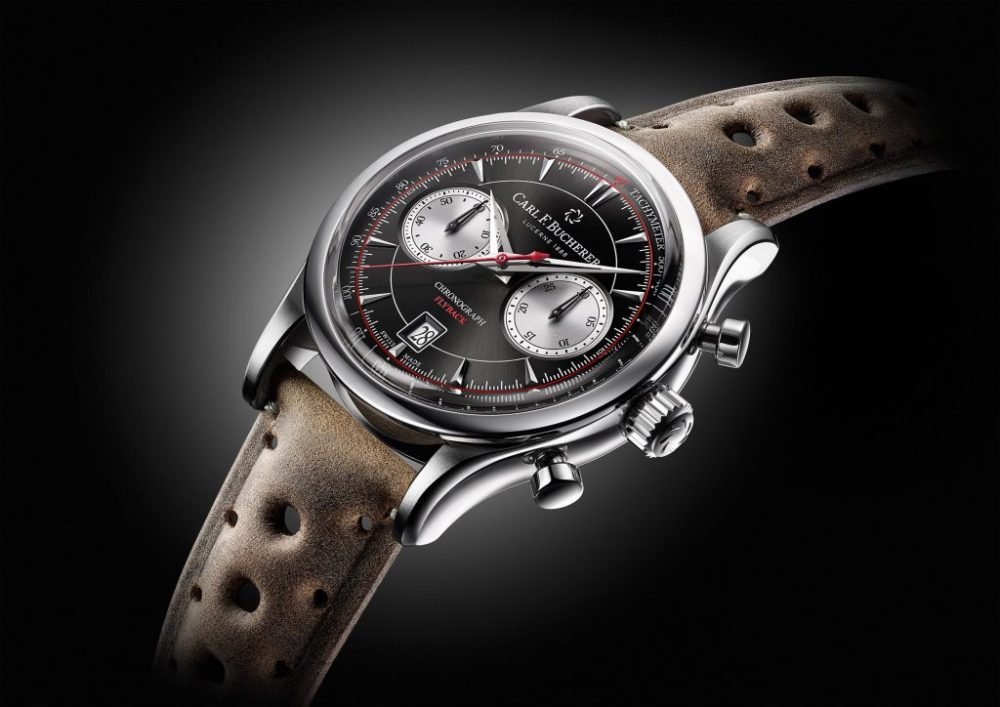 new Carl F Bucherer Manero Flyback